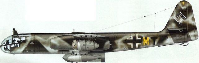 Arado ar 234 b2 p a tilley