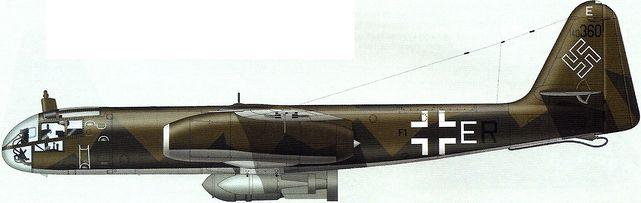Arado ar 234 b2 tilley