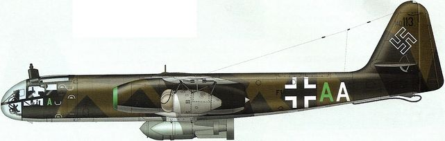 Arado ar 234 s13 tilley