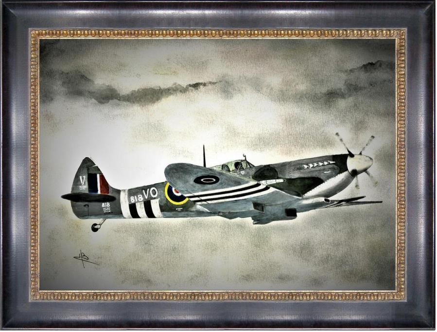 Claude benech spitfire 1