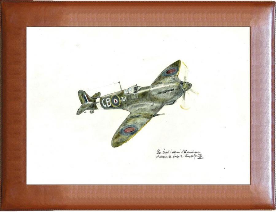 Claude benech spitfire 2