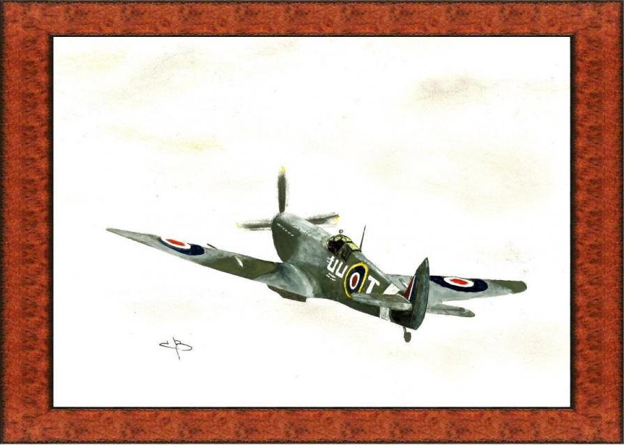 Claude benech spitfire 3