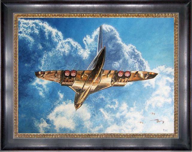 Concorde dort