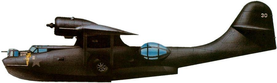 Consolidated pby 5a catalina vp 11 1943