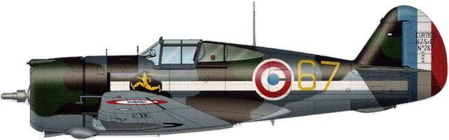 Curtiss h 75 n267 tilley