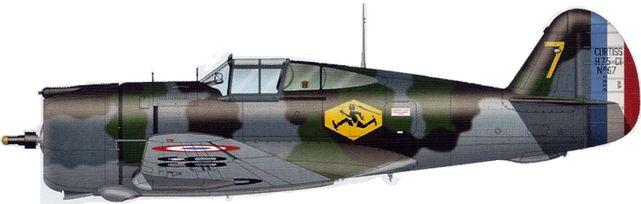 Curtiss h 75 tilley