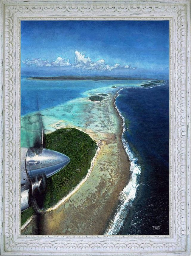 Flying paradise