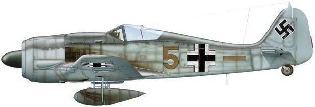 Focke wulf fw 190 a 8 dhorne
