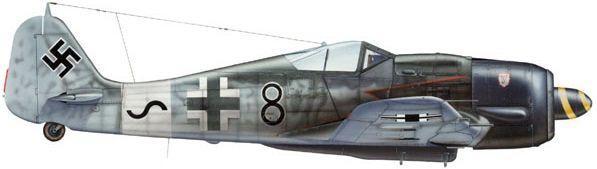 Focke wulf fw 190 a 8 r 2 dhorne