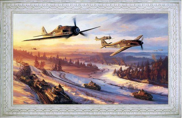 Focke wulf fw 190 nicolas trudgian