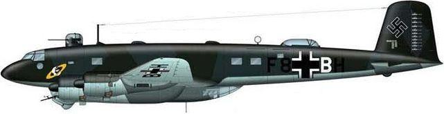 Focke wulf fw 200c 3 u1 condor pa tilley