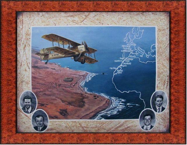L aeropostale 1927