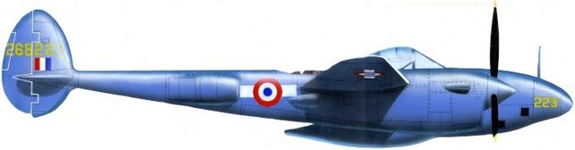 Lockheed f 5b jj petit