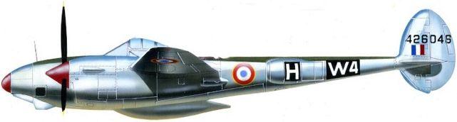 Lockheed f 5f jj petit