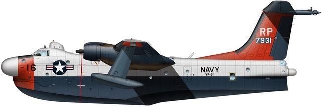 Marlin p5m navy rp 7931 pa tilley