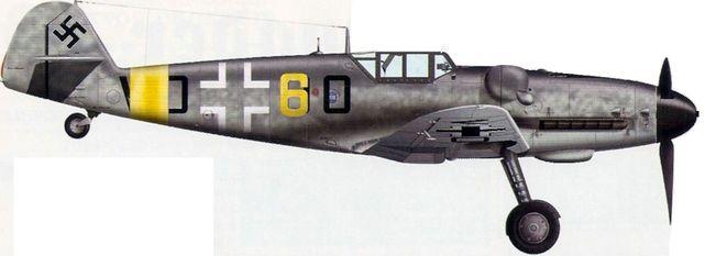 Me bf 109 g6 jg 101