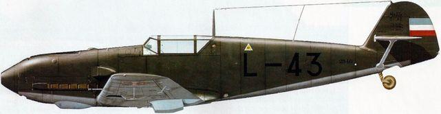 Messerschmitt bf 109 e 3a