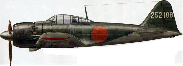 Mitsubishi a6m5c 252 108 dekker