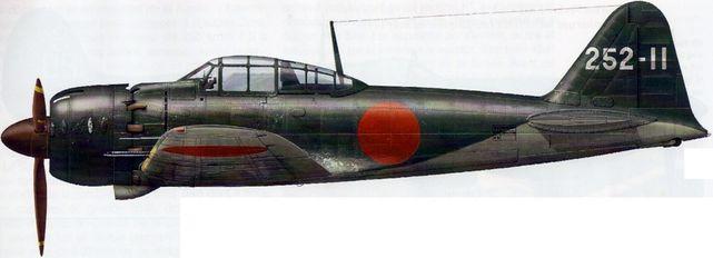 Mitsubishi a6m5c dekker