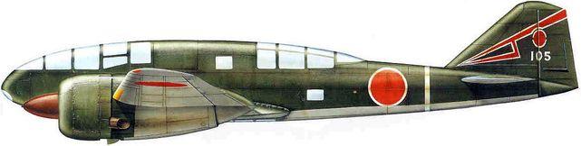 Mitsubishi ki 46 iii dhorne