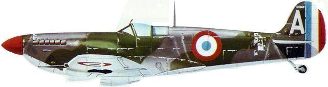 Spitfire lf ivc jj petit