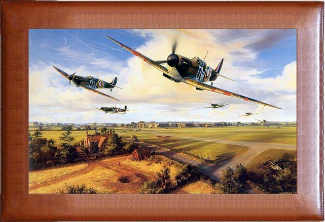 Supermarine spitfire nicolas trudgian
